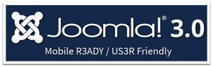 Joomla! 3 banner
