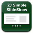 2J Simple SlideShow logo